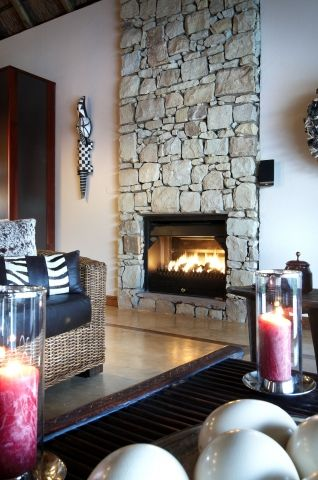 Home Fires Built-in Fireplaces
