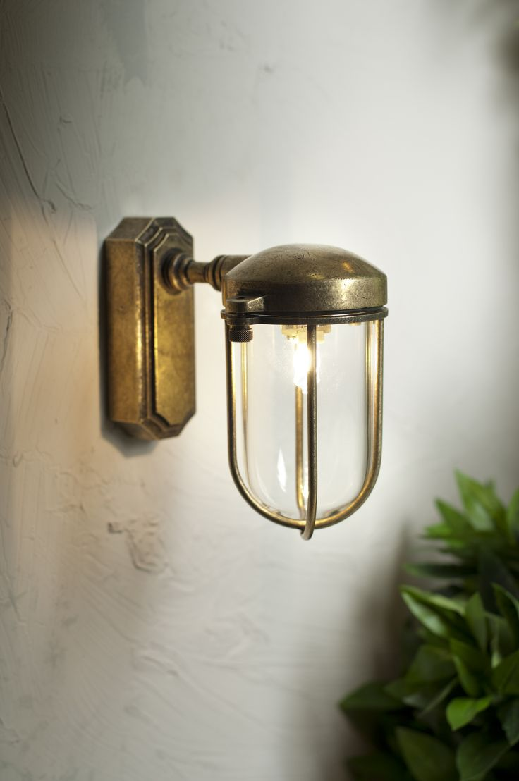This Clipper Outdoor Light is a firm favourite amongst the staff here at Jim Lawrence.