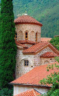 Bachkovo Monastery, Bulgaria Close to our chalets and a must visit! http://www.skichaletsatpamporovovillage.com/