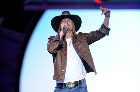 Kid Rock Photos Photos - Recording artist Kid Rock performs during the NASCAR Sprint Cup Series Champion's Week Awards Ceremony at Wynn Las Vegas on December 2, 2011 in Las Vegas, Nevada. - NASCAR Sprint Cup Series Awards - Ceremony