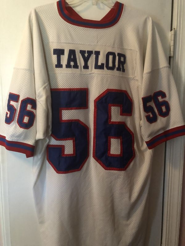buy online 988da 5081f Lawrence Taylor New York Giants jersey for Sale in Virginia ...