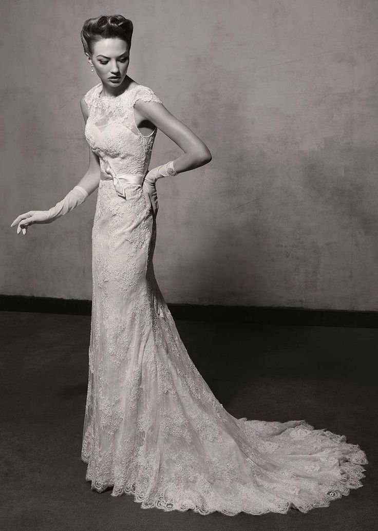 London style wedding dresses