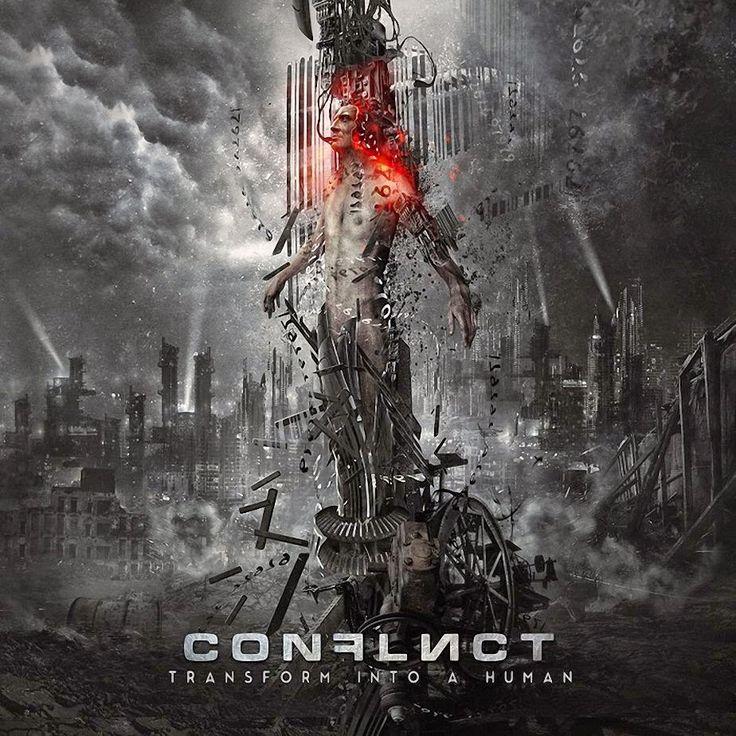 GERATHRASH - extreme metal: Conflict - Transform Into A Human (2014) | Death M...
