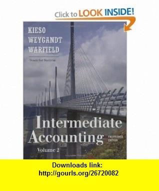 Intermediate Accounting, Volume 2 (Chapters 15-24) (9780470423691) Donald E. Kieso, Jerry J. Weygandt, Terry D. Warfield , ISBN-10: 0470423692  , ISBN-13: 978-0470423691 ,  , tutorials , pdf , ebook , torrent , downloads , rapidshare , filesonic , hotfile , megaupload , fileserve