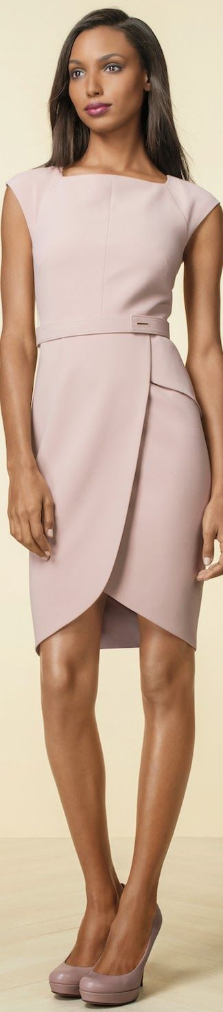 """The Limited Tulip Skirt Sheath Dress LOOKandLOVEwithLOLO: """"The Scandal Collection"""" from The Limited"""