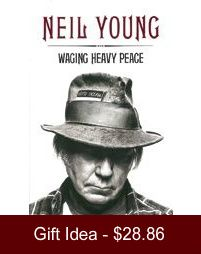 This is a must-read...not only for Neil Young fans... For the first time, legendary singer, songwriter, and guitarist Neil Young offers a kaleidoscopic view of his personal life and musical creativity. He tells of his childhood in Ontario, where his father instilled in him a love for the written word; his first brush with mortality when he contracted polio at the age of five; struggling to pay rent during his early days with the Squires, $28.86
