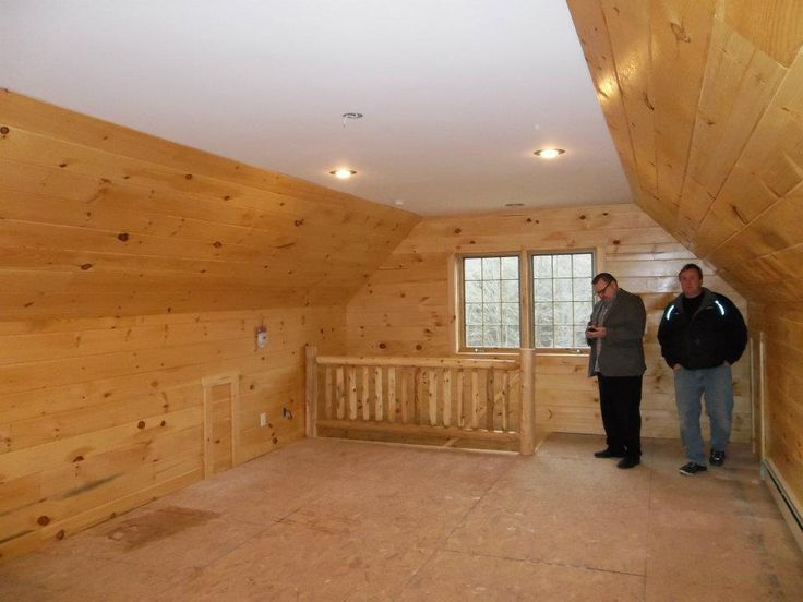 Knotty Pine Tongue And Groove Wall System Modular