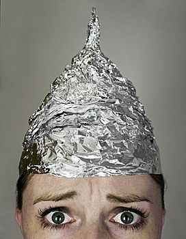 The Tin-Foil Hat Crowd: Daniel Pinchbeck, U.F.O.'s and the Evolver Movement   The Indypendent