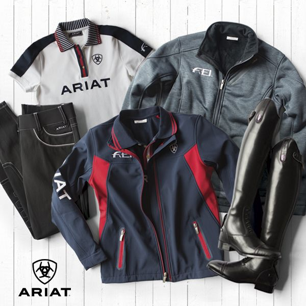 FEI Show Collection from Ariat
