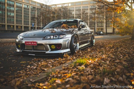 Nissan Silvia S15. JDMCulture