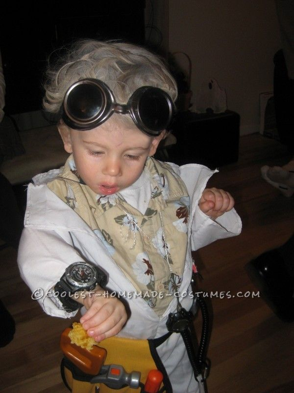 Super The 25+ best Doc brown costume ideas on Pinterest   Doc brown  RQ79