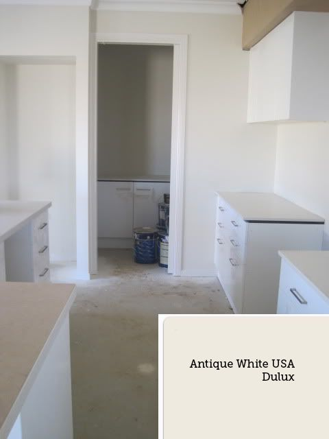 Antique White USA dulux- Looking for a white paint?