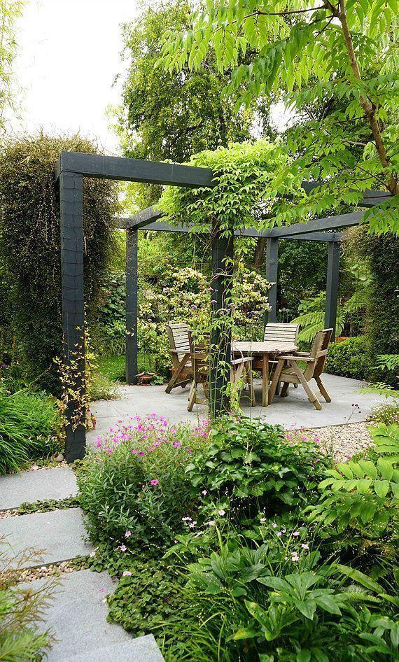 Fenton Roberts Garden Design Gartendesigner In Nord London Small Garden Design Garden Design Beautiful Gardens