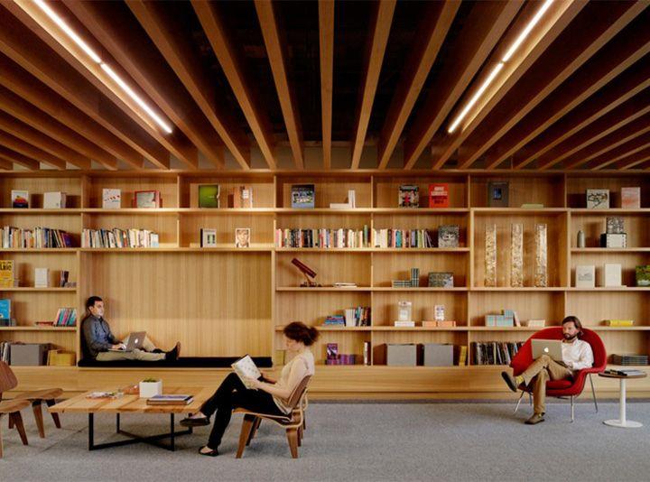 Square Headquarters By Bohlin Cywinski Jackson San Francisco California Retail Design Blog