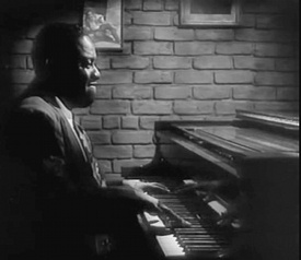 """...""""I'm an Art Tatum–ite. If you speak of pianists, the most complete pianist that we have known and possibly will know, from what I've heard to date, is Art Tatum. Musically speaking, he was and is my musical God, and I feel honored to remain one of his humbly devoted disciples."""" Oscar Peterson on Art Tatum"""