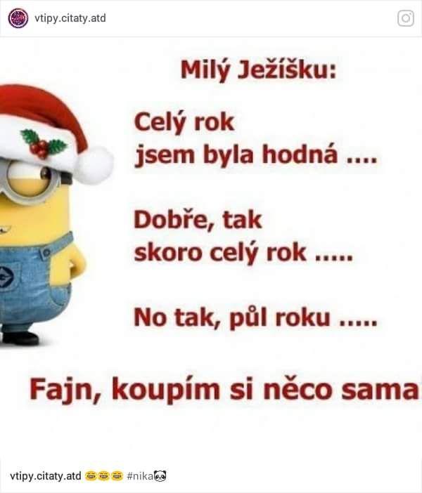 Fotka: Já vím že už je sice po vánocích ale to nevadí 😄