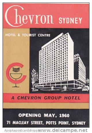 Chevron Hotel Sydney