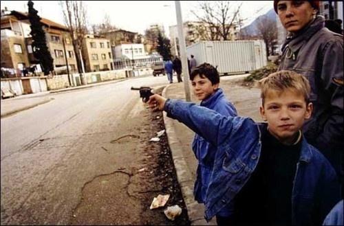 Bosnia 1993 Christopher Morris. #christophermorris http://www.widewalls.ch/artist/christopher-morris/