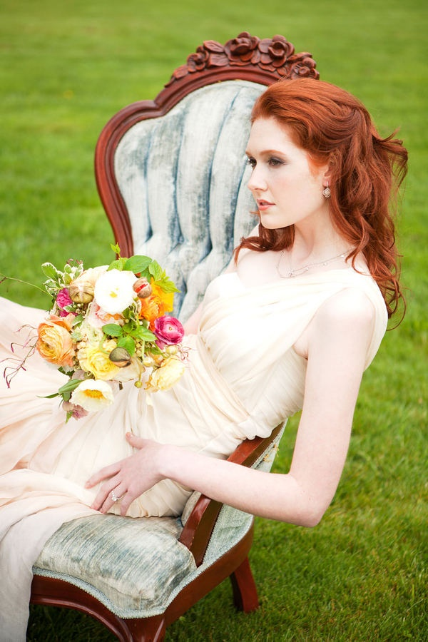 Best 25+ Redhead Bride Ideas On Pinterest | Red Wedding Hair Wedding Makeup Redhead And Red ...