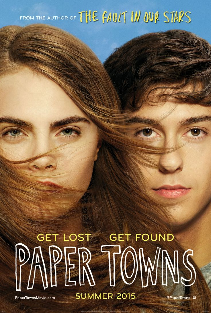 Paper Towns Opening July 24 | $25 Visa #GIVEAWAY | ends 7/27