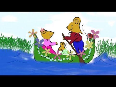 Kindermusik - Jetzt fahrn wir übern See - Spiellieder für Kinder - YouTube