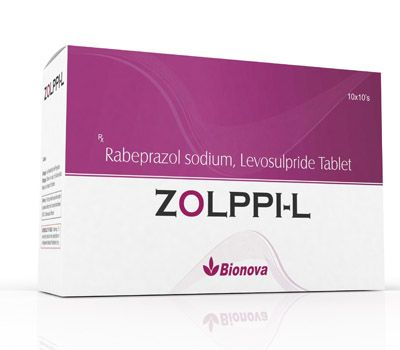 Rabeprazole sodium 20 mg is used to treat sure abdomen and muscular structure issues. It works by decreasing the number of acid your abdomen makes. It relieves symptoms like pyrosis, problem swallowing, and chronic cough. http://www.bionova.co.in/zolppi-l-capsule.html