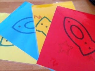 Primary Language Learning Today: KS1 Rockets and Colours Firework Song