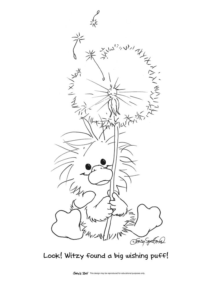 witzy makes a wishjpg 27003600 what the duckcanvas ideassuzyzoos coloringstampsthe zoo - Suzy Zoo Coloring Pages