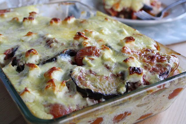 VEGGIE MOUSSAKA - FLAT 3/6   Recipes   Pinterest   Flats, Veggies and ...