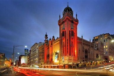 Forum Theatre - City of Melbourne