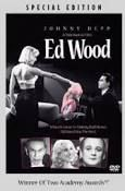 Ed Wood is a 1994 American comedy-drama biopic directed and produced by Tim Burton, and starring Johnny Depp as cult filmmaker Ed Wood