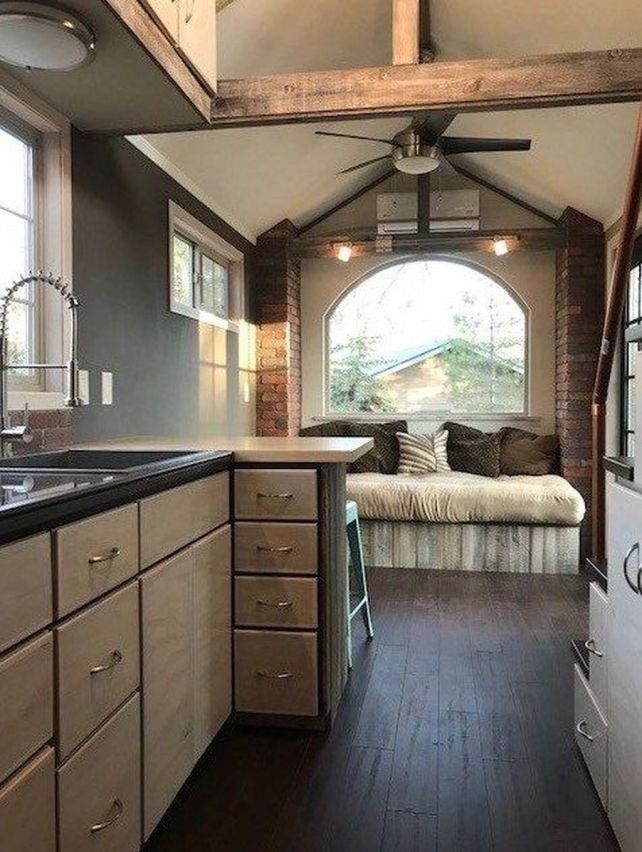 40 Tiny House Shed Ideas 27 Tiny House Interior Tiny House Decor Tiny House Cabin