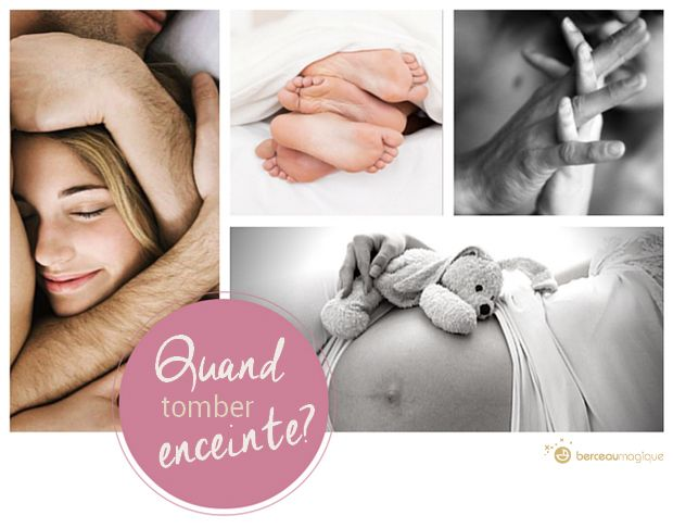 Découvrez votre date d'ovulation et le moment propice pour concevoir un enfant. Comment fonctionne le cycle féminin ? Comment tomber enceinte facilement ?
