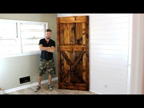 add country charm to your home with this 40 diy barn door - Interior Barn Doors For Sale