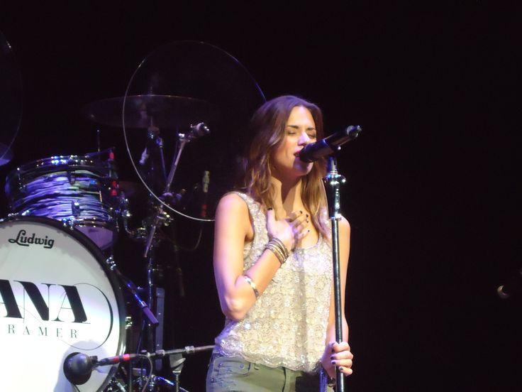 Jana Kramer Ten Times Crazier Tour Comcast Center Mansfield, MA 9/7/13
