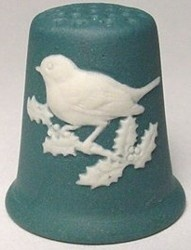 teal thimbles - Bing Images