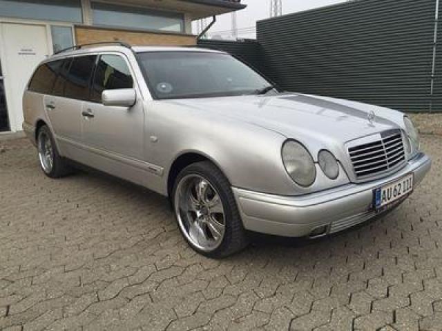 Mercedes E220, 2,2 CDi Elegance st.car aut., aut.