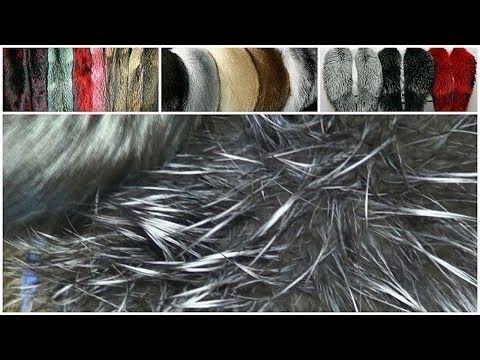 Как Покрасить/Затонировать натуральный мех - YouTube