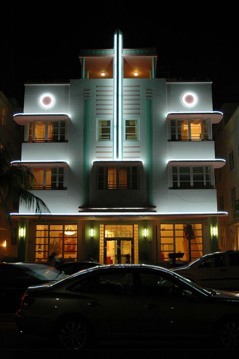 Art Deco Historical District // Miami. | +diStRito47+