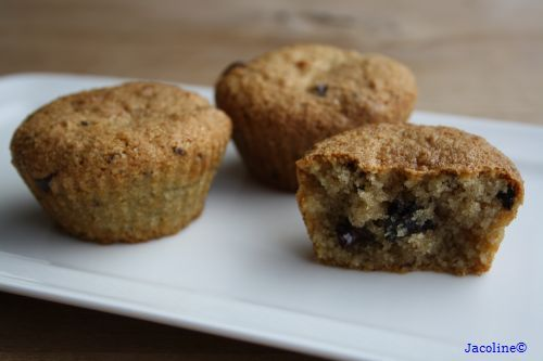 Gezond leven van Jacoline: Muffins van amandelmeel Je kunt ook appel, kaneel en kokosrasp toevoegen en eventueel extra ei. Ipv bakingsoda een theelepel wijnsteenbakpoeder