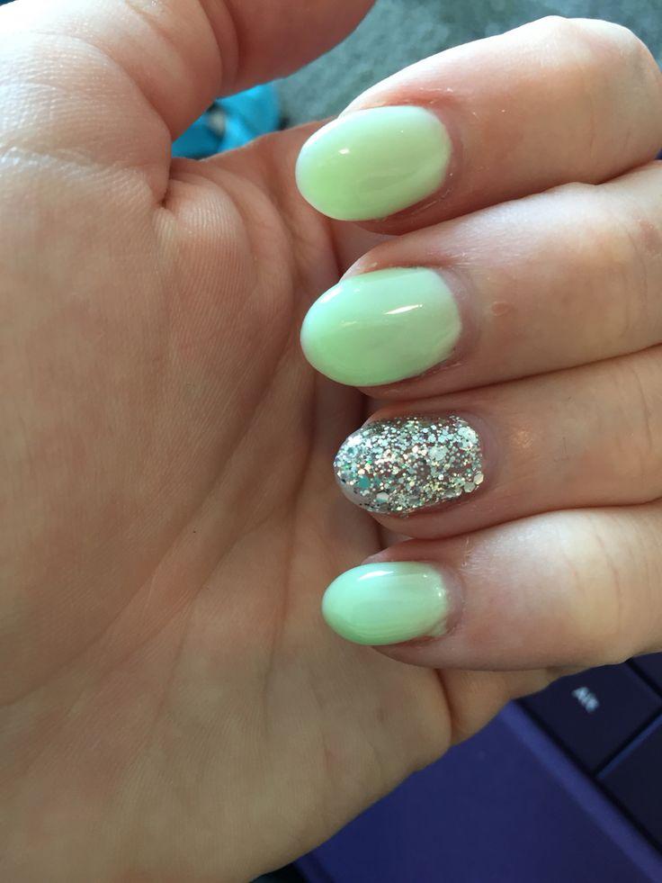 Best 25 Short Almond Nails Ideas On Pinterest