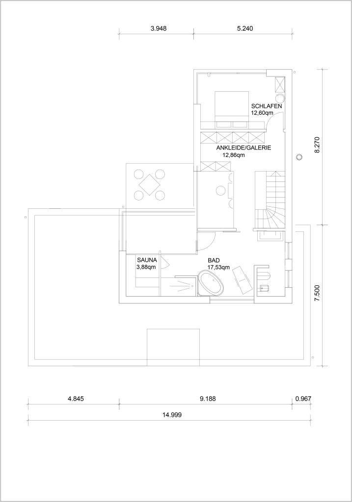 Grundriss OG (von MAX-Haus GmbH)