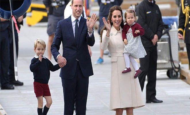 Γιατί ο πρίγκιπας Τζορτζ φοράει πάντα σορτσάκια;