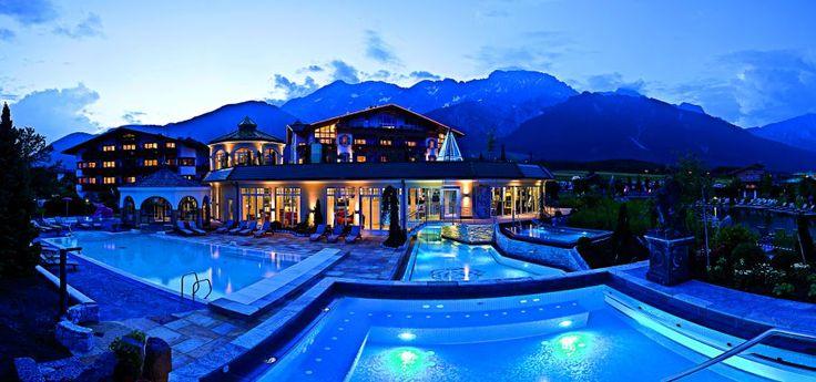 Alpenresort Schwarz - 4 Tage bleiben, nur 3 Tage zahlen - Best Wellness Hotels