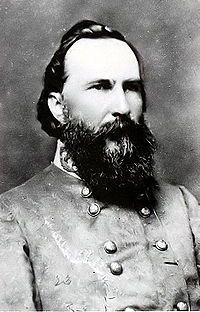 James Longstreet - U.S. Grant's best man in his wedding...