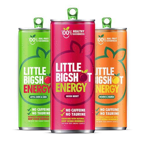 Little Big Shot Energy PD