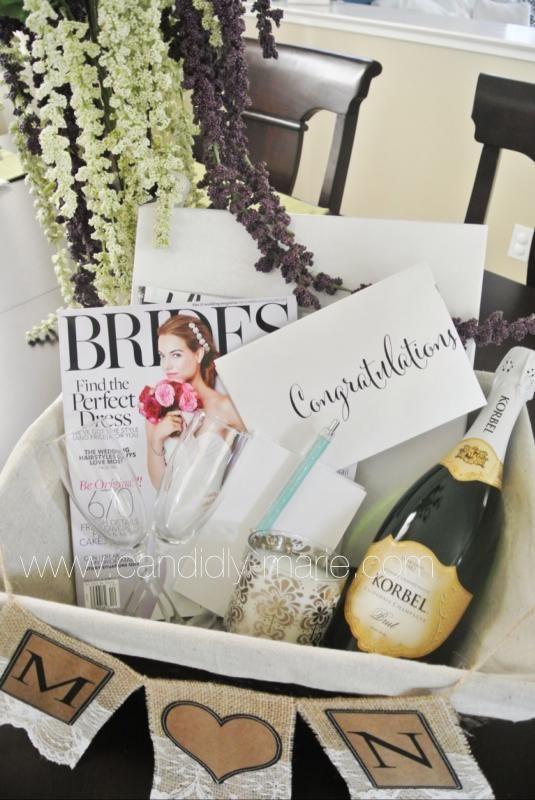 Best friend engagement gift ideas