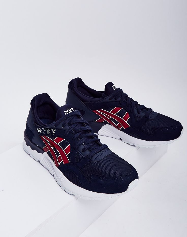 Shop the full range of Asics at The Idle Man・Premium Trainers & Footwear  for men・Order now・FREE delivery & returns!
