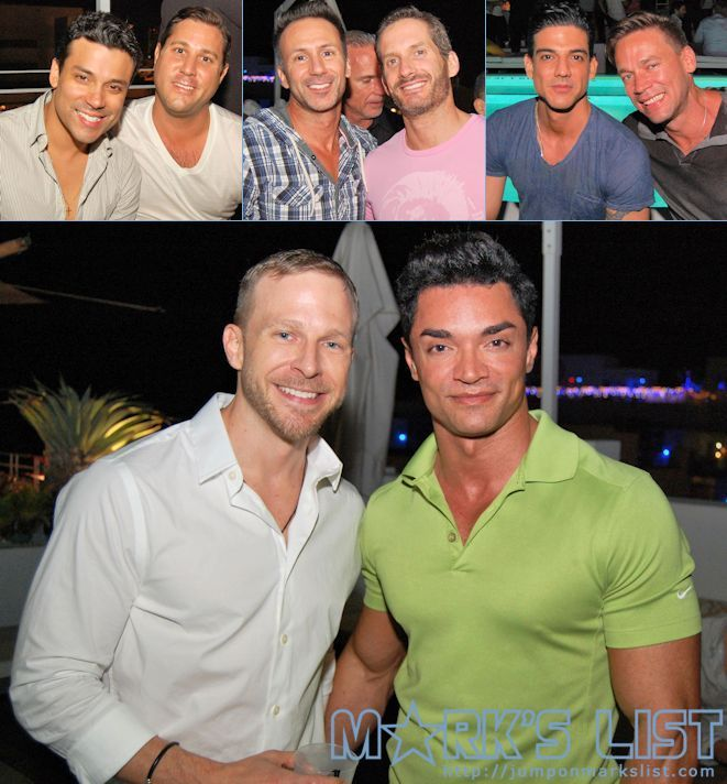 Scott Hauser S Events Threw A Fusion Holiday Party At The Dream Hotel That Featured Great People