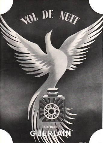 Guerlain Vol de Nuit 1948
